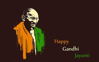 Mahatma Gandhi Jayanti Best Wishes HD Picture