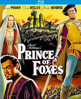 Prince of Foxes Blu-ray