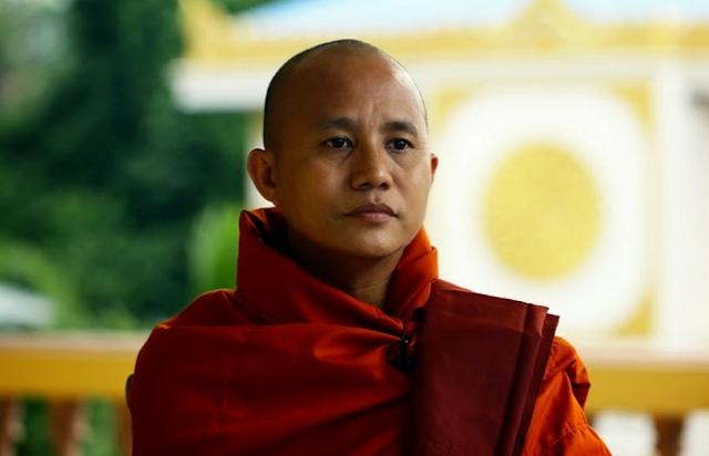 Wirathu, Lihatlah Balasan Umat Islam Dunia Atas Biksu Budha