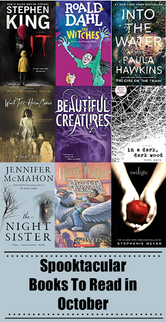 Books to Read in October