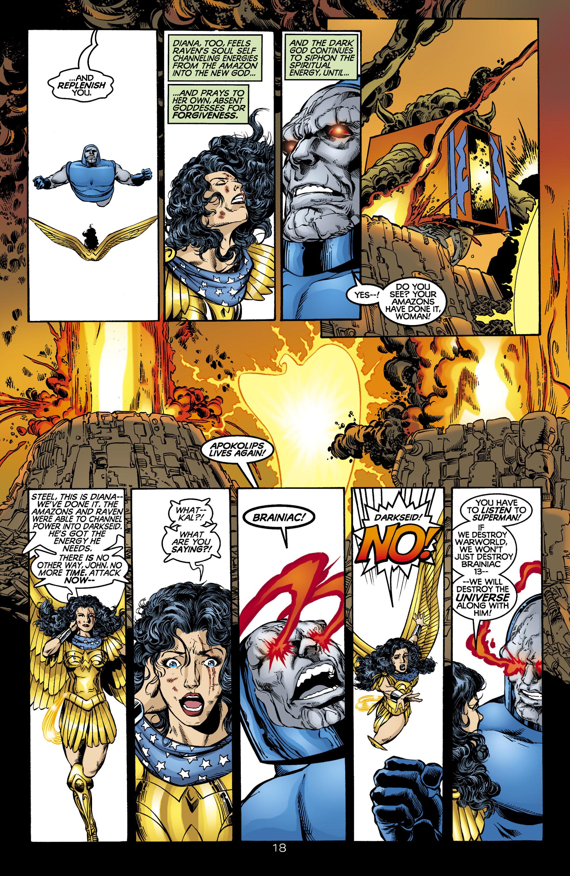 Read online Wonder Woman (1987) comic -  Issue #173 - 19