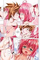 To love Ru Hentai