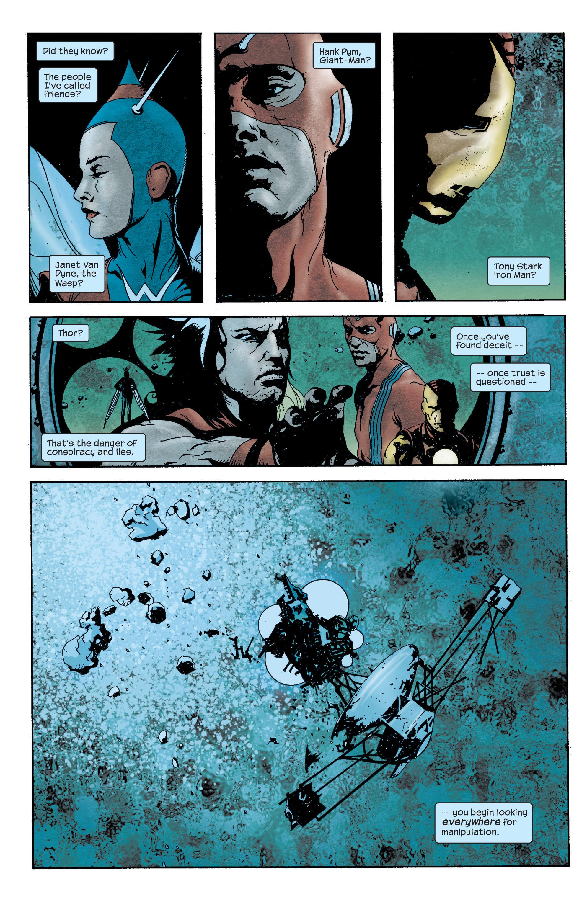 Captain America (2002) Issue #13 #14 - English 13