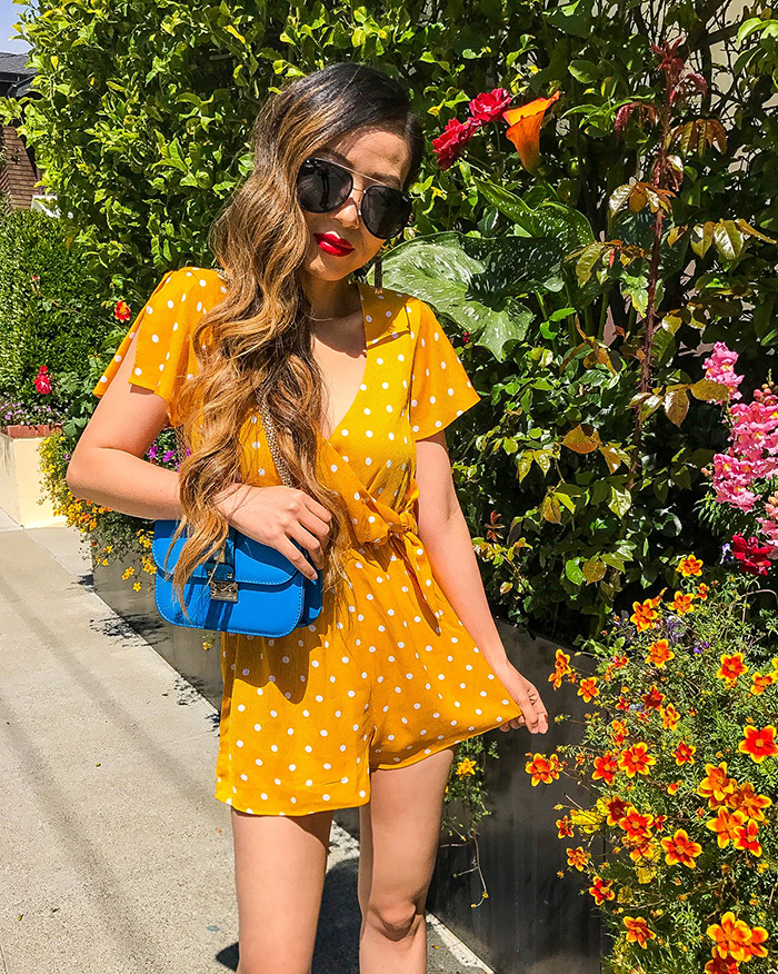Nordstrom anniversary sale 2017, nordstrom anniversary sale, summer outfits, summer fashion, san francisco fashion blog, san francisco street style, polka dot romper