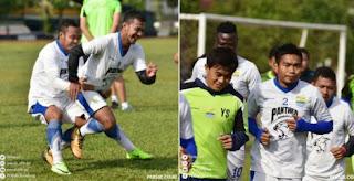 Latihan Perdana Persib 2018 Diikuti 22 Pemain