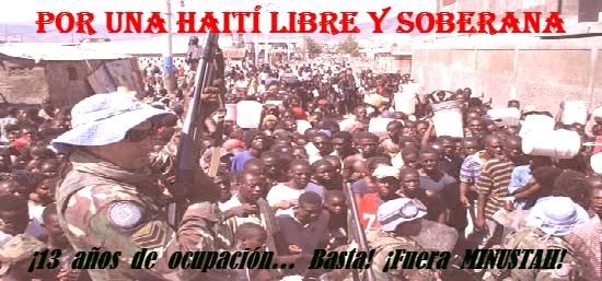Organizaciones sociales latinoamericanas y Premios Nobel de la Paz llaman al Consejo de Seguridad a saldar su deuda con el pueblo de Haití