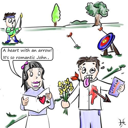 Valentine Fact