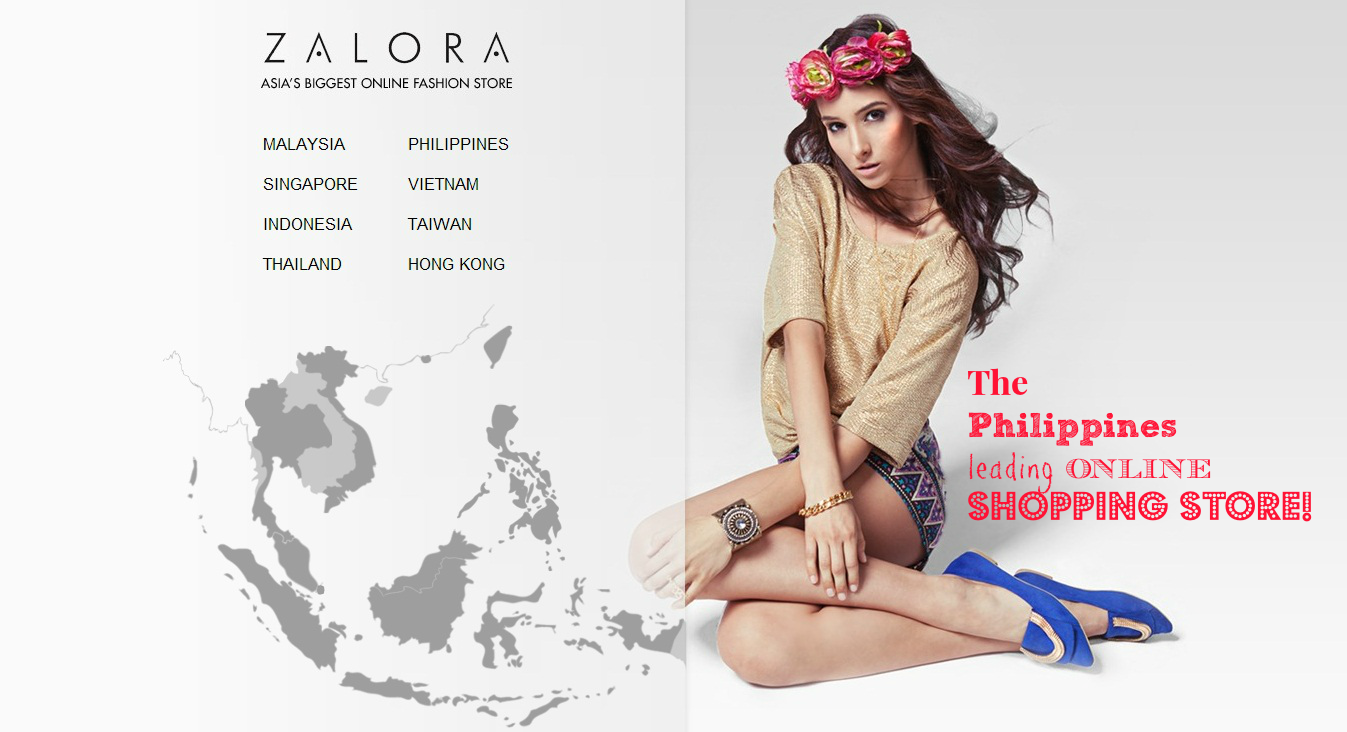 ad39aad365e2 15% Discount From Zalora Philippines - Shop Girl - Your Shopping ...