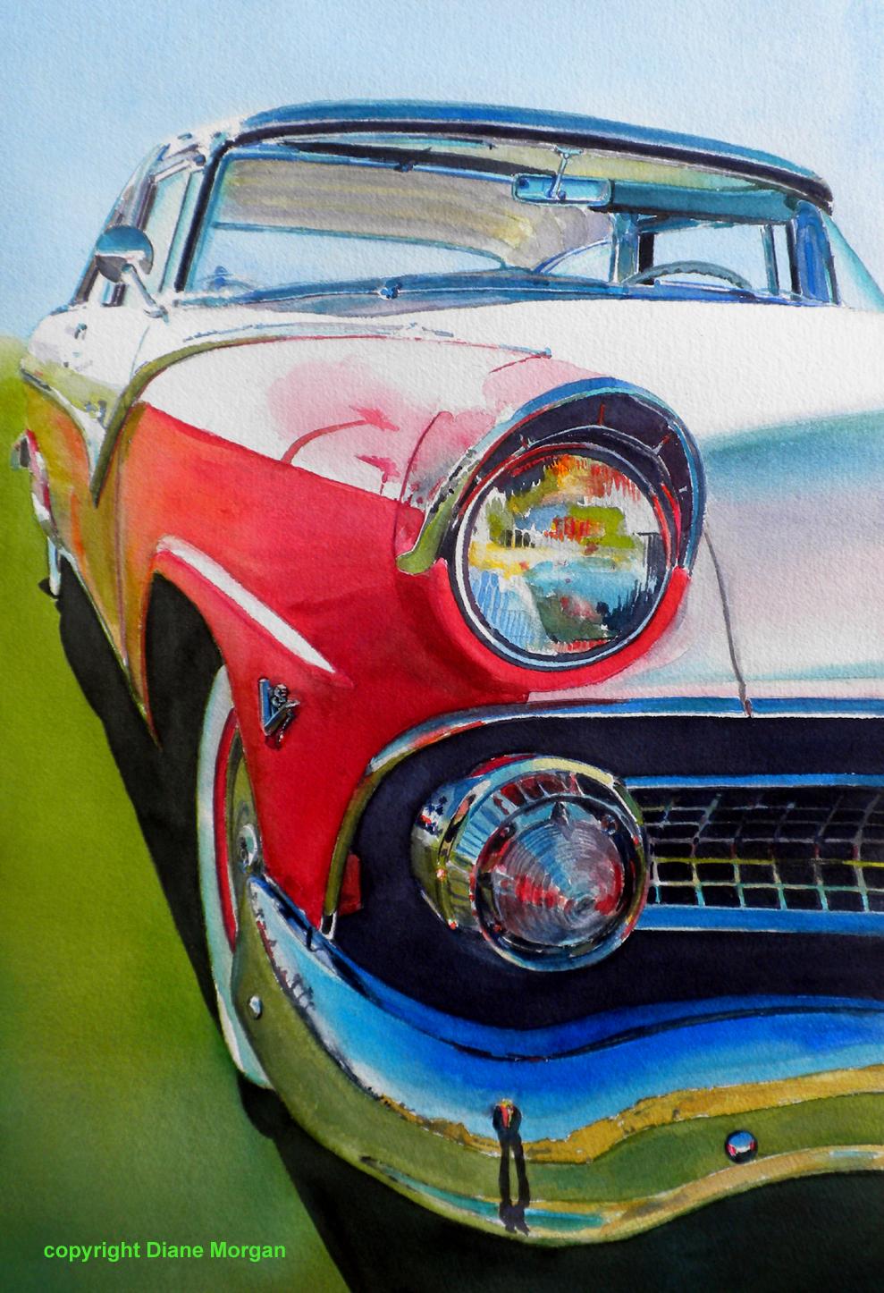 Diane Morgan Paints