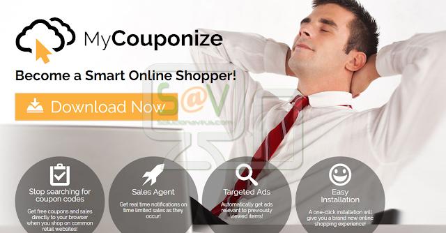 MyCouponize (Adware)