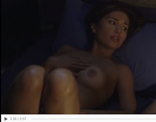 Pinay celebrity model Natalie Hart, also known as Princess Snell sex scene in Siphayo. Watch this hot Asian-Australian babe who somehow looks like a naked Liza Soberano get fucked.