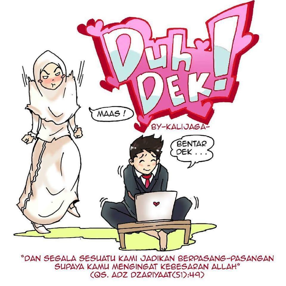 Top Gambar Kartun Orang Menikah