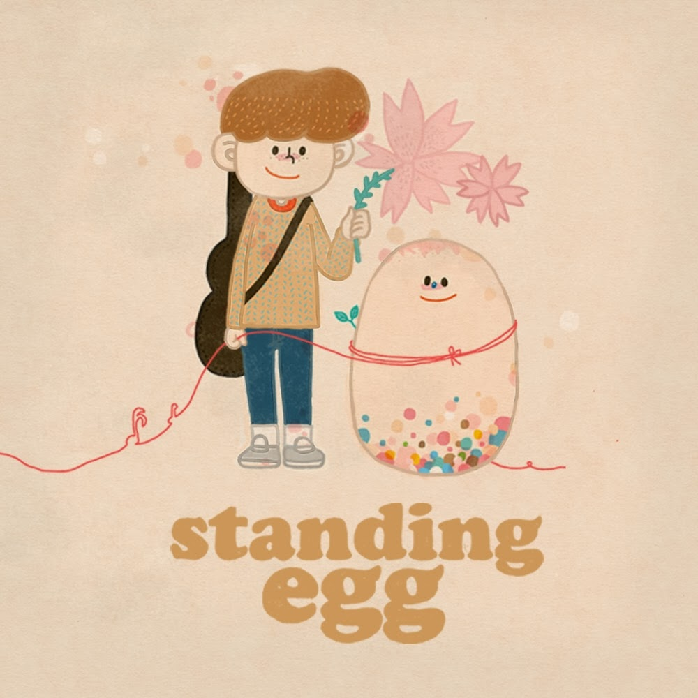 [Single] Standing Egg – Confession