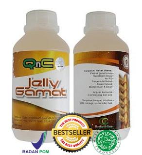 Jelly Gamat QnC  , Obat Polip Hidung Di Apotik