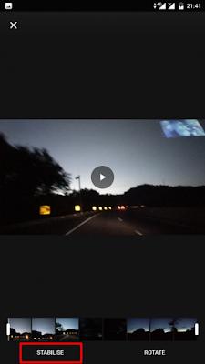 Cara Menstabilkan Video Menggunakan Google Photos4