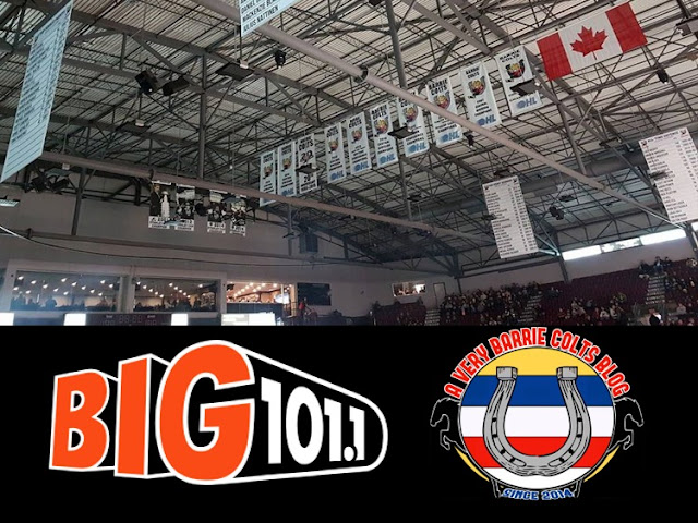 Ryan Noble on 101.1 BigFM this past weekend. #OHL