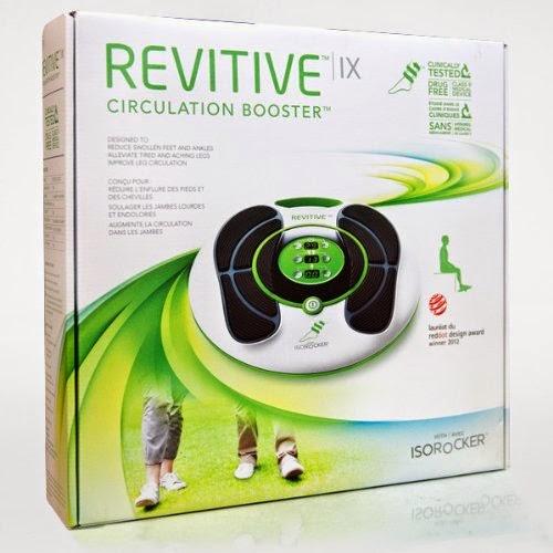 top rated foot massagers revitive circulation booster ix. Black Bedroom Furniture Sets. Home Design Ideas