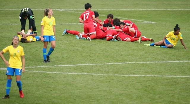 Mundial Sub-20 Feminino dia #5: A eliminação do Brasil e a comemoração das anfitriãs