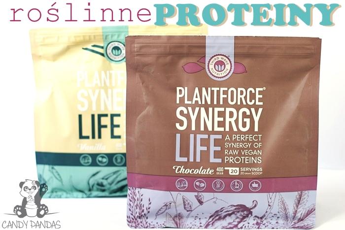 Białko wegańskie Plantforce Synergy Life – Siła Roślin