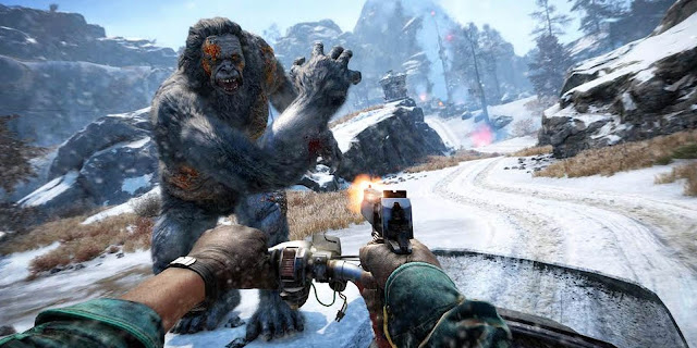 Far Cry 4 Highly Compressed For Pc