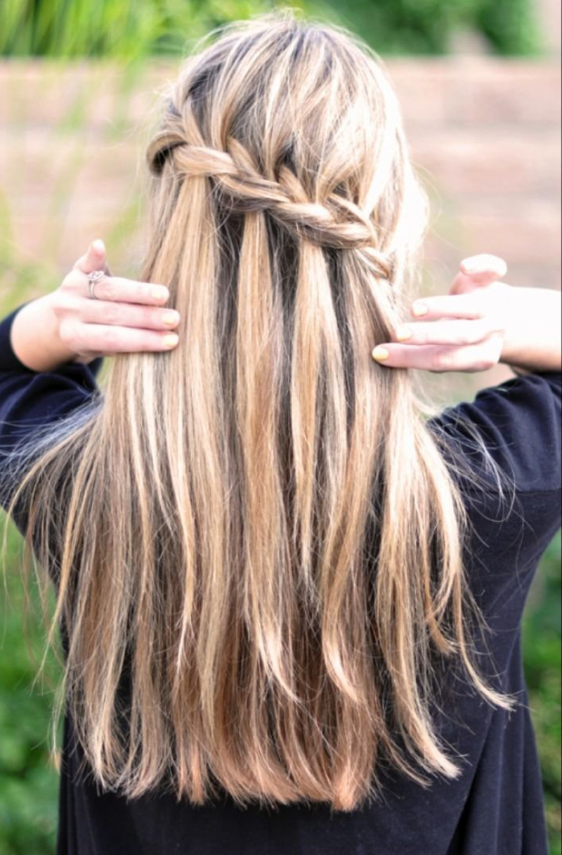 Easy Valentine's Day Hair Ideas