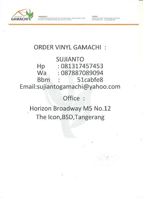 GAMACHI VINYL FLOORING