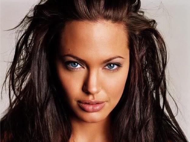 Angelina Jolie Top Hollywood Celebrity
