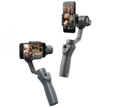 DJI Osmo Mobile 2 launched at CES 2018
