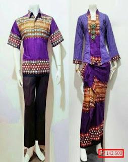 desain baju couple lebaran