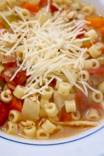 Crock Pot Sicilian Chicken Soup: Savory Sweet and Satisfying