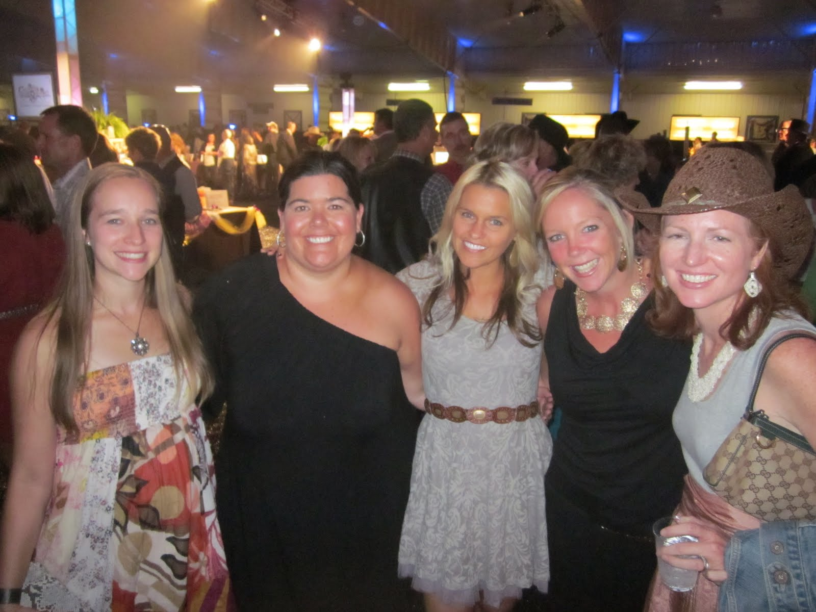 The Lessman's: Cattle Barons Ball
