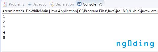Pengulangan Memakai Do While Dalam Bahasa Pemrograman Java