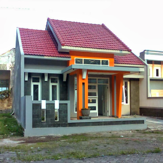 Desain Rumah Minimalis Modern 1 Lantai Kumpulan Gambar Desain