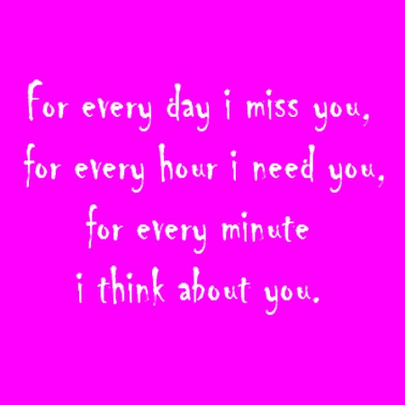 Miss You sms, miss you messages ~ LOVE MESSAGES
