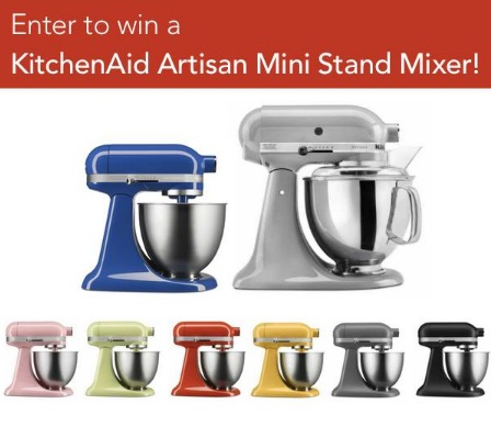 Home Outfitters Mighty Mini Mixer Giveaway