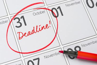What if you are not able to meet the deadlines?