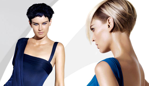 Up To Date Hair Style: Short Hairstyles For Spring-summer 2013