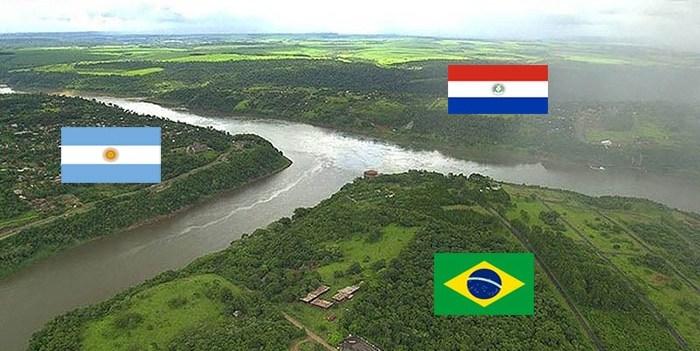 Foto Pembatas Negara Paling Unik dan Gokil di Dunia