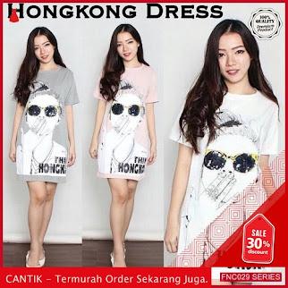 FNC029H142 Hongkong Dress Recomend Murah Wanita Serba 30 Ribuan