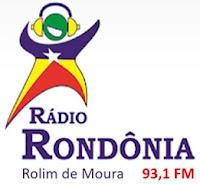 Rádio Rondônia FM 93,1 de Rolim de Moura RO