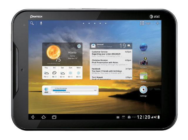 Pantech Element receives Android 4.0 ICS software update