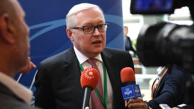 """Rusia repudia """"terrorismo económico"""" de EEUU contra Irán y Siria"""