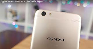 Oppo F3 Plus Selfie Expert