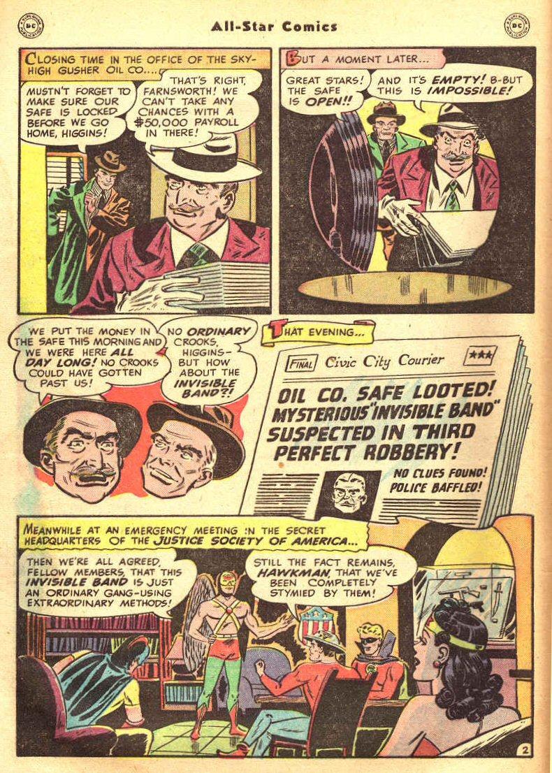 Read online All-Star Comics comic -  Issue #46 - 4