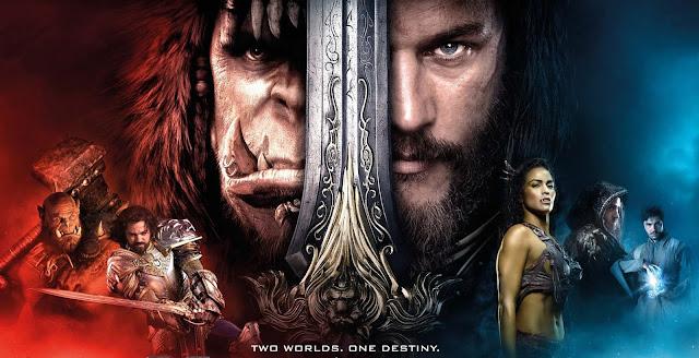 Warcraft: O Primeiro Encontro de Dois Mundos | Orcs e Humanos nos pôsteres inéditos da aventura épica