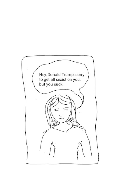 "Donald Trump and ""Sexism"""