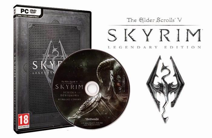 Elder scrolls v: skyrim - legendary edition (pc, 2013) | ebay.