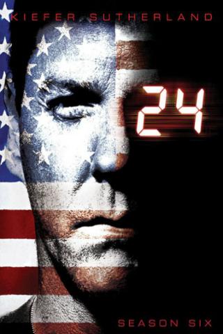 24 [Temporada 6] [2007] [DVDR] [NTSC] [Latino]