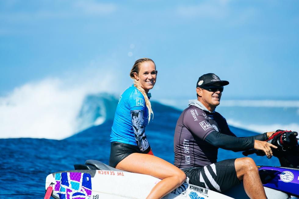 22 Bethany Hamilton Fiji Womens Pro Foto WSL Ed Sloane