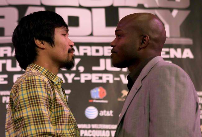 Pacquiao vs. Bradley toughest boxing fight 2012